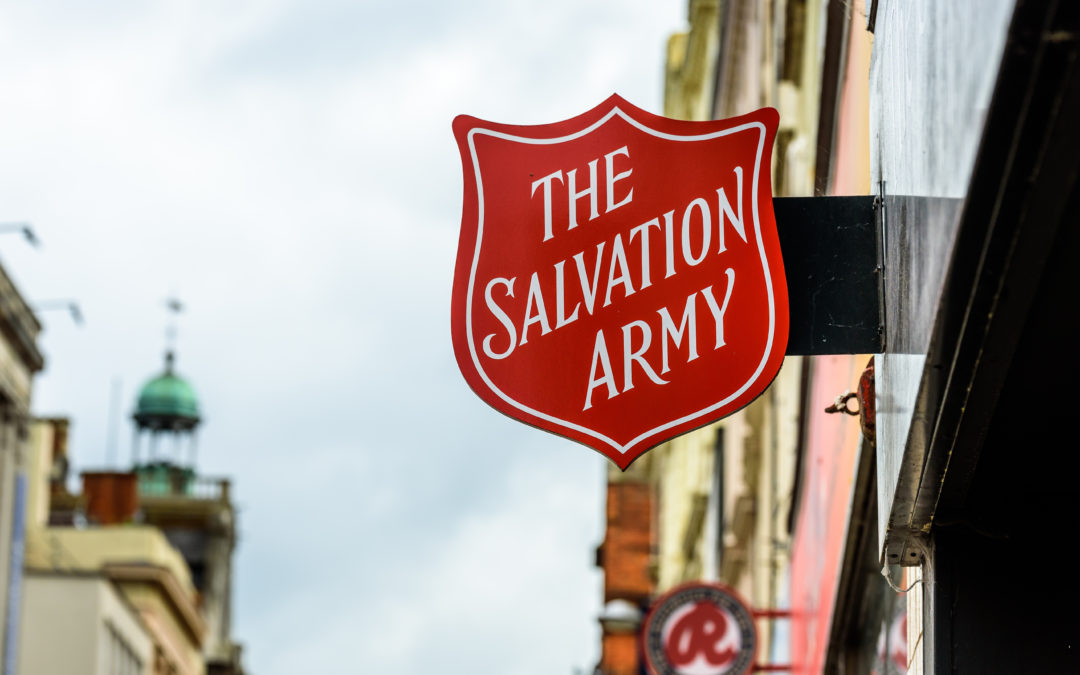 Plaintiff With Opioid Use Disorder Files Class Action Lawsuit Against Salvation Army
